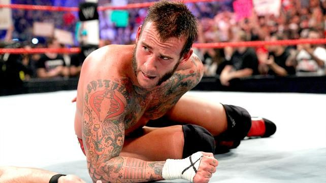 WWE.com: Chris Jericho vs. CM Punk: photos #WWE