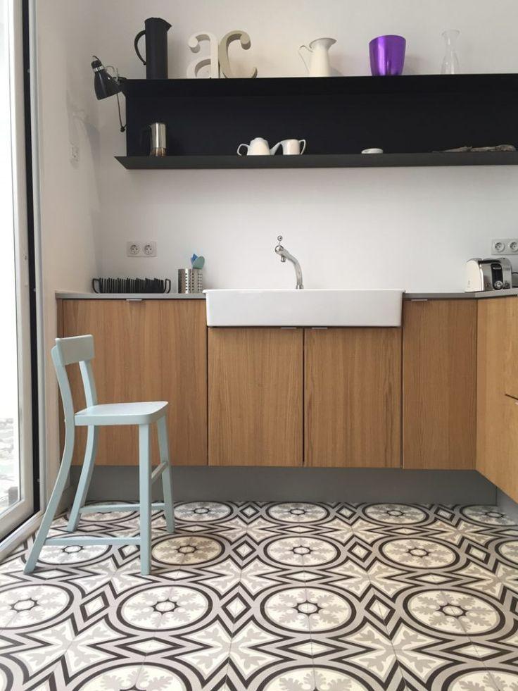 48 besten via zementfliesen bilder auf pinterest mosaik. Black Bedroom Furniture Sets. Home Design Ideas