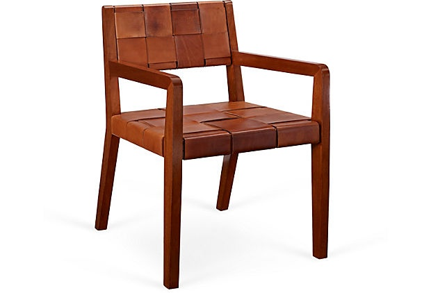 Safari Modern Desk Chair on OneKingsLane.com, $949