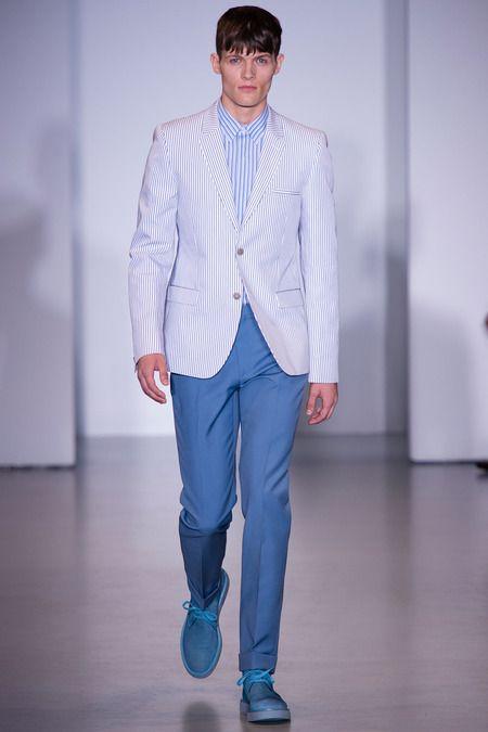 SPRING 2014 MENSWEAR Calvin Klein Collection
