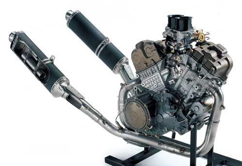 APRILIA 2004 RSV 1000 R