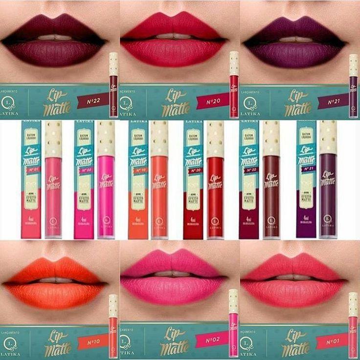 Presenteie sua mãe ou se presenteie com os novos batons da @latikacosmetics , são 6 cores lindas para você e sua mãe arrasarem! #bibello #bibellopresentes #latika #batom #batomlatika #cor #lips #lipstick #mua #maquiagem