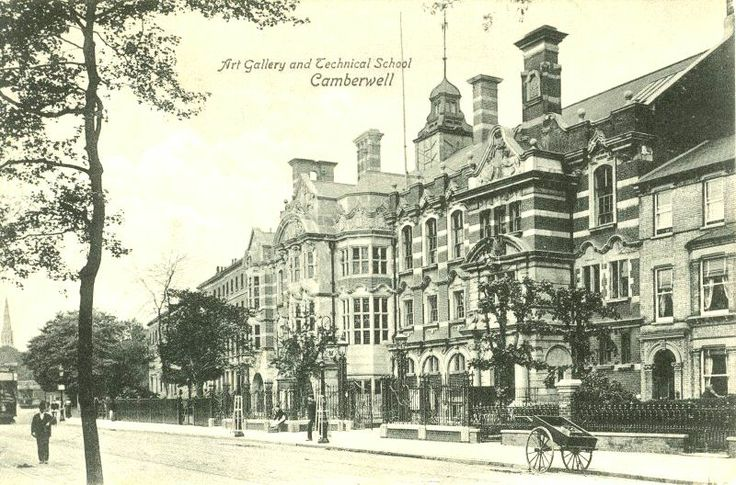 Camberwell School Of Arts And Crafts South London