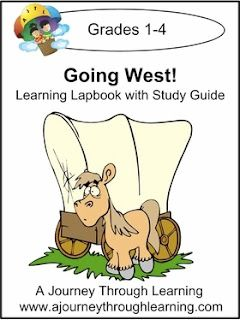Homeschool Freebies: Going West Lapbook with Study Guide & Snow and Ice NaturExplorers Unit (Expires 11/21/12)