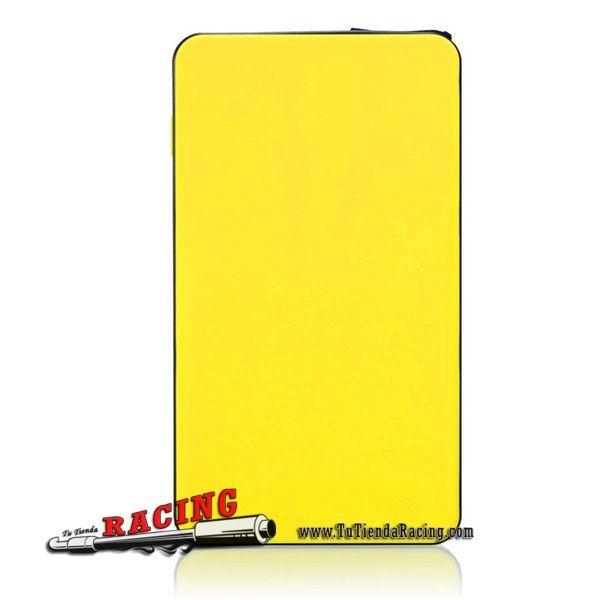 45,29€ - ENVÍO SIEMPRE GRATUITO - Batería Portátil de Emergencia Arrancador de Coche Camión con Luz LED 15000mAh 12V Color Amarillo - TUTIENDARACING