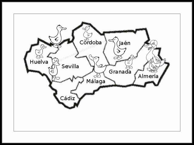Infantil Mercedarias: audio cuento , la pata Andalucia