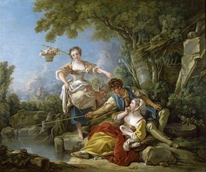 картины художника Франсуа Буше-10