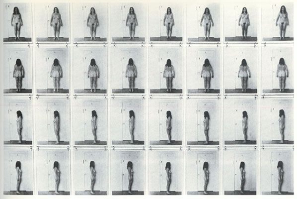 Eleanor Antin Carving: A Traditional Sculpture, 1972