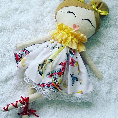 Poznajcie również  Amber 😊 Lala 60 cm.  #lamiukka #sewingforkids #sewingforkids  #lalka  #przytulanki #szmacianki #softtoys #handmadetoys ##handmade #recznierobione