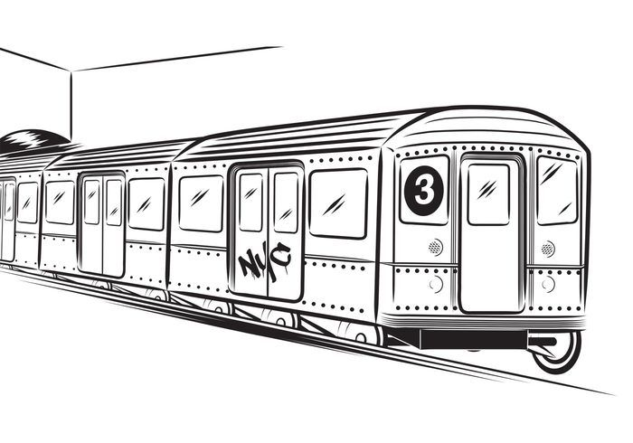 Train Coloring Pages Train Coloring Pages Abstract Coloring