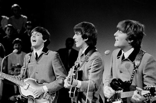 Vara Tv Treslong Hillegom 5juni 1964 The Beatles