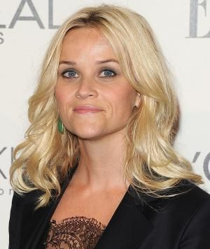 16 Gorgeous Photos of Celebs with Blonde Hair: Famous Blondes:  Reese Witherspoon