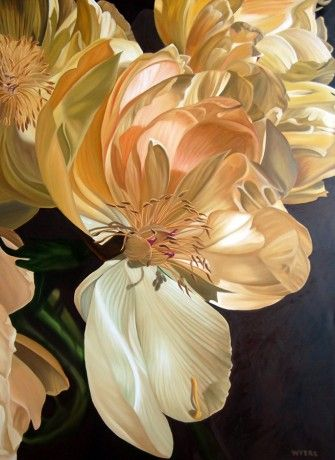 Remembrance by Brian Wyers, Oil on Canvas, Painting   Koyman Galleries