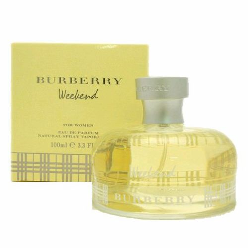 Burberry Weekend by Burberry, 3.4 oz Eau De Parfum Spray for Women (Week end)