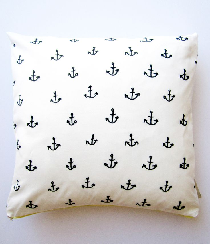 "PETERSEN cushion cover ""Hello Sailor"" by www.hellopetersen.com"