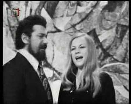 Směs duetů Evy Pilarové a Waldemara Matušky