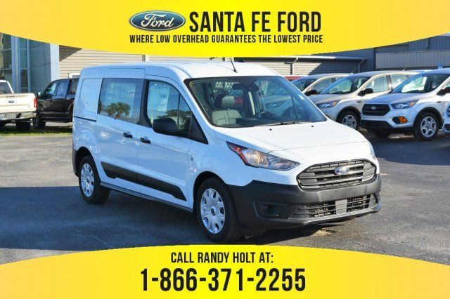 2019 Ford Transit Connect Van Xl Regular Unleaded I 4 2 0 L 122
