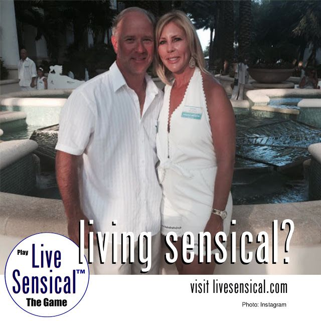 Living Sensical? Vicki Gunvalson - Brook Ayers - Vicki Gunvalson and her boyfriend Brooks Ayers have broken up after four years of dating.Real Housewives of Orange County