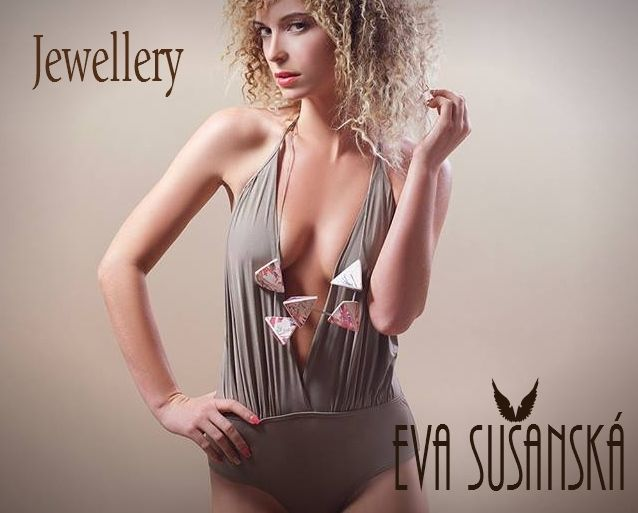 Jewellery made by Eva Sušanská (www.evasusanska.com)  Please don´t copy/ Prosím, nekopírujte!