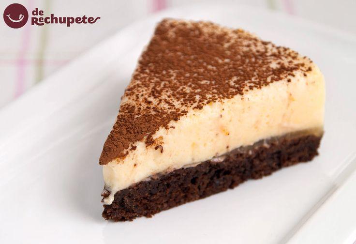 Un postre fácil para preparar con los más peques esta tarde con @LecheAsturiana, tarta de naranja http://www.recetasderechupete.com/tarta-de-naranja-sin-horno/12240/ #tarta