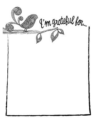 Would be fabulous on a tile or message board! Just use