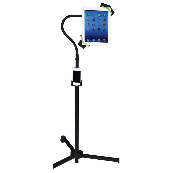 Tablet Stand Holder - this would be good for watching Netflix on the treadmill...or better yet in the bathtub with wine lol