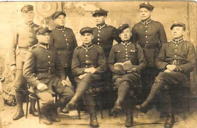 Białoruś 1936 Wojsko Polskie