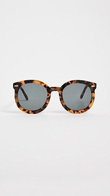 edee48f1449 Karen Walker Super Duper Strength Sunglasses