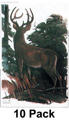 MAPLE LEAF PRESS INC Maple Leaf T.S. Deer Target, 10P