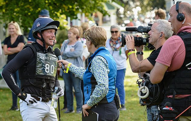 Watch how Oliver Townend won Burghley Horse Trials 2017 http://trib.al/izKF8Ip