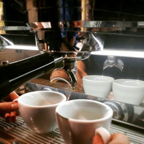 We use Nuova Simonelli Aurelia II T3 at our coffee house to make constantly top quality espressos ☕