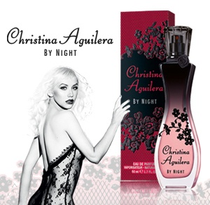 Christina Aguilera by night. I want to see how this smells