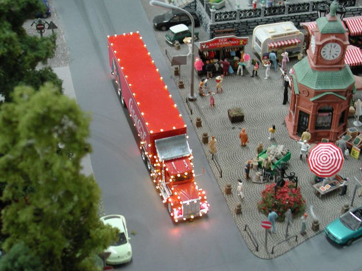 Peterbilt Coca Cola Truck
