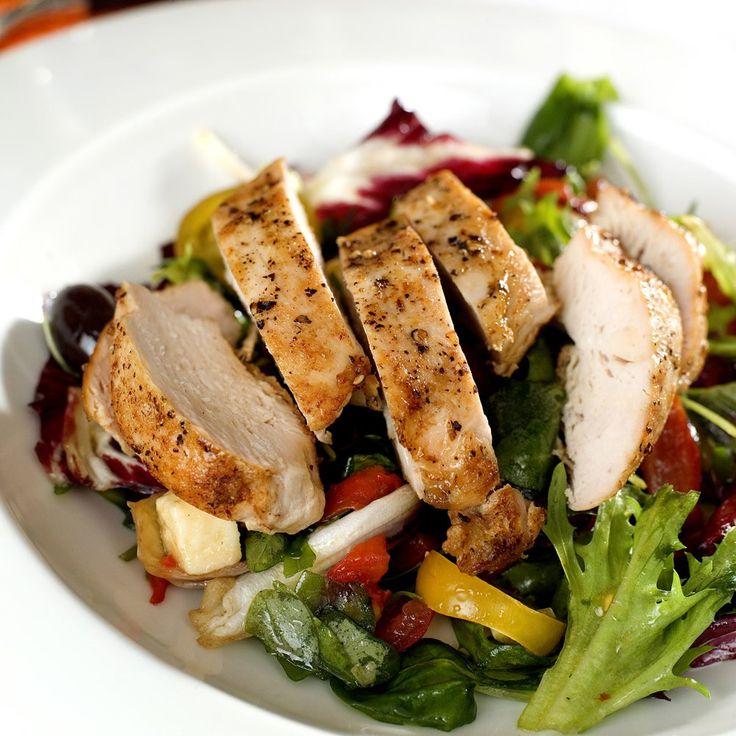 Har kyllingfiletene du steker en tendens til å bli tørre og kjedelige i smaken?Det er