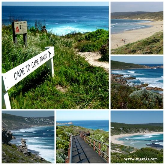 Cape to Cape Track - Passes Caves House Hotel, Yallingup