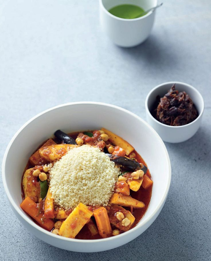 Seven-vegetable tagine recipe by Greg Malouf | Cooked