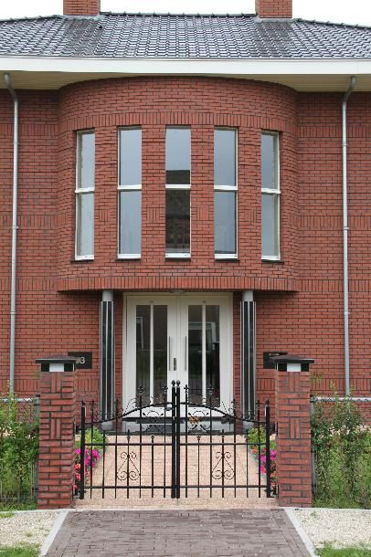 Vrijstaand woonhuis in plan Waterrijk, Woerden - alle projecten - projecten - de Architect