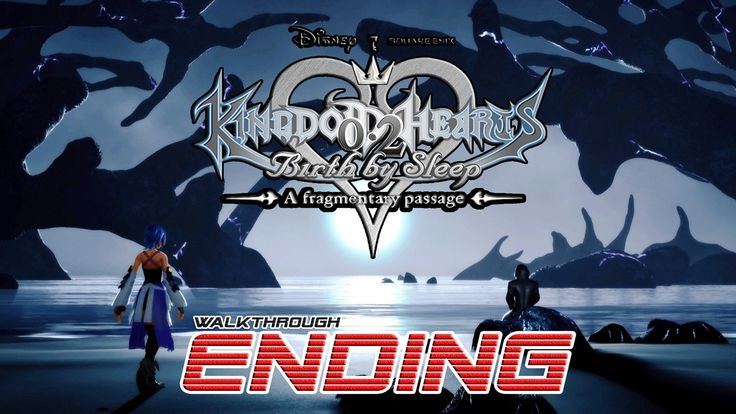 Kingdom Hearts 2.8: A Fragmentary Passage (PS4) - ENDING ★ - Walkthrough...