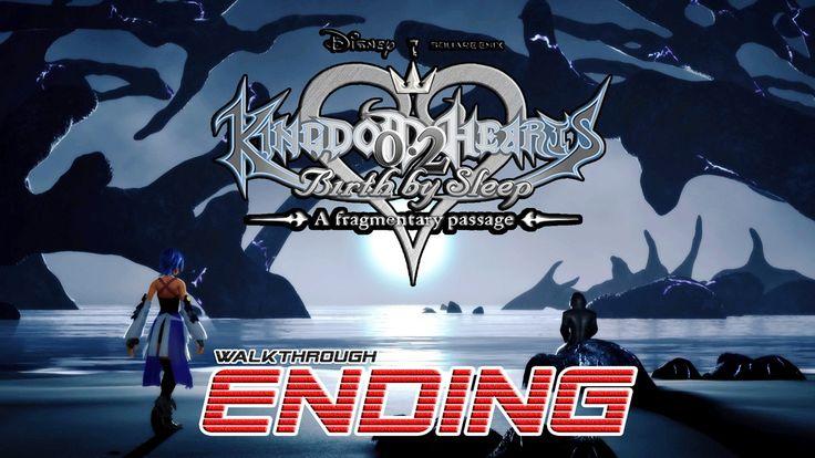 Kingdom Hearts 2.8: A Fragmentary Passage (PS4) - ENDING ★ - Walkthrough...