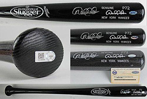 Derek Jeter Autographed Louisville Slugger Game Model Bat - MLB