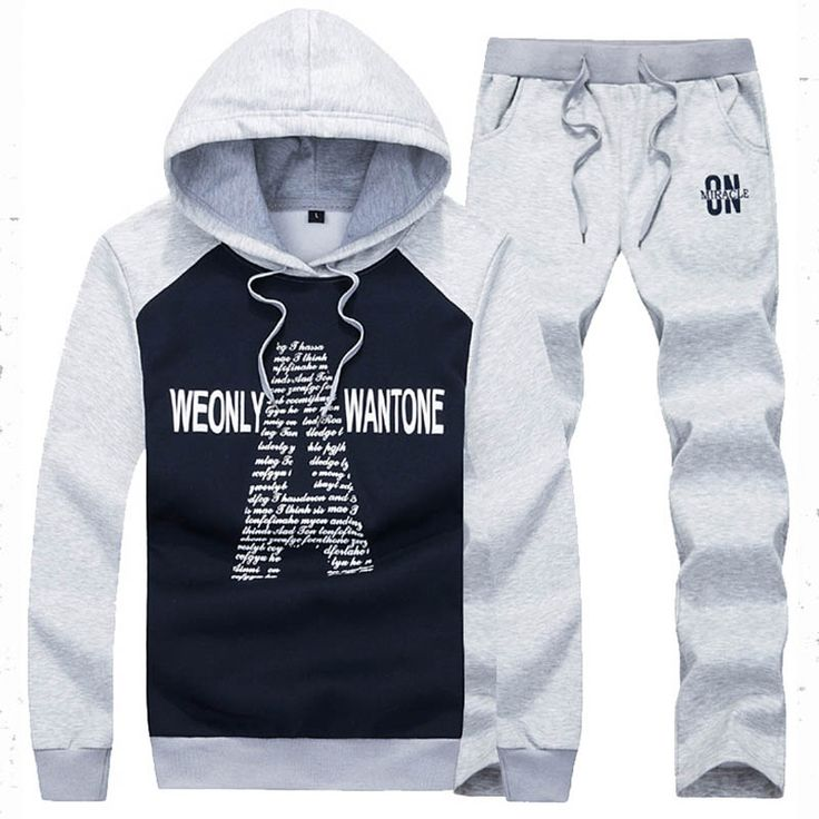 Cheap clothes soccer, Buy Quality clothes for women with curves directly from China clothes brush Suppliers: Men's Sportswear Suit Set Male Active Cotton Clothing Suit Tracksuits Sweatshirt+Pa