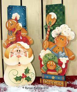 #194 Christmas Thyme Cookies (Pattern Packet)