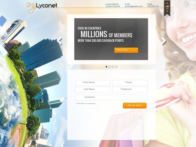 Discover Lyconet! Hanspeter Herzig will show you the world of Lyconet, the opportunities it offers and how you can benefit and be successful.
