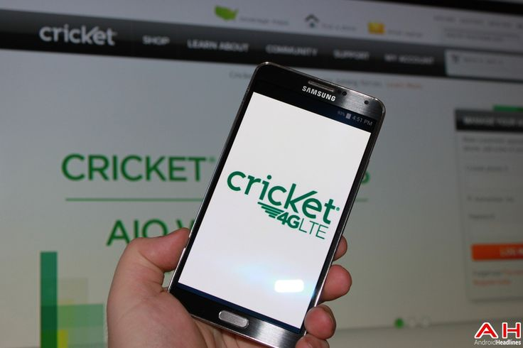 cricket phones logo pics | Cricket Wireless May Soon Allow Tethering For $10 Per Month ...