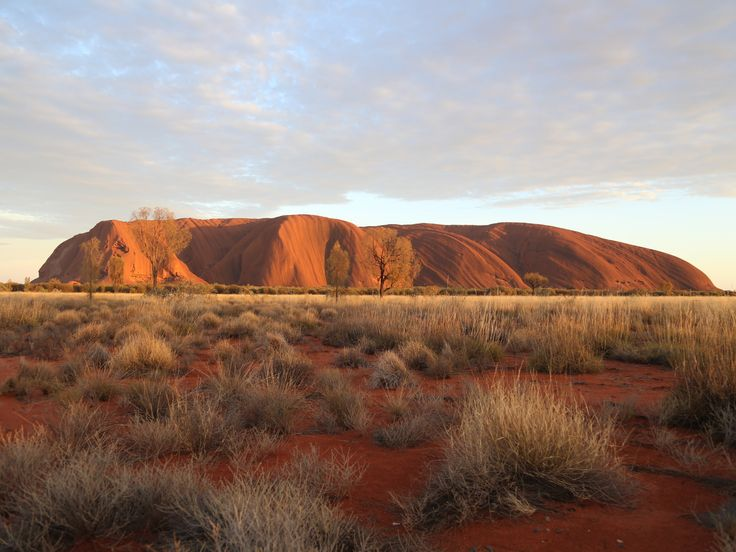 Breathtaking Australian outback – Out of the office