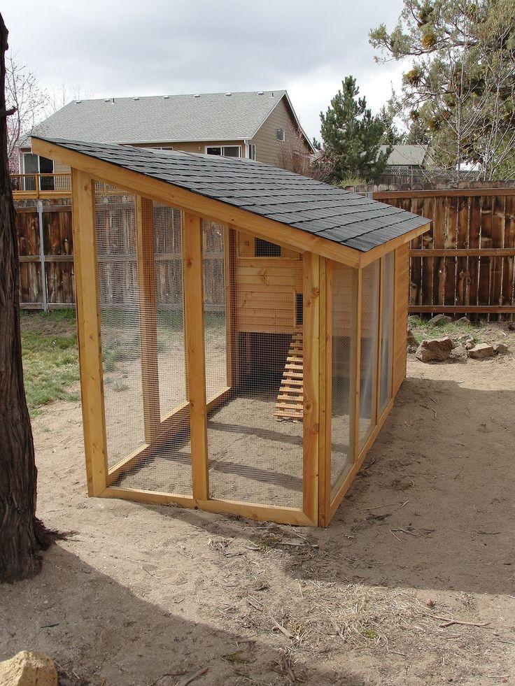 Backyard Chicken Coop Plans Backyard Chicken Coops: Cool 30+ Walk In Chicken Coop Https://gardenmagz.com/30-walk-in-chicken-coop/