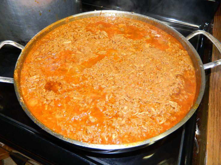 Carne de Puerco para Tamales