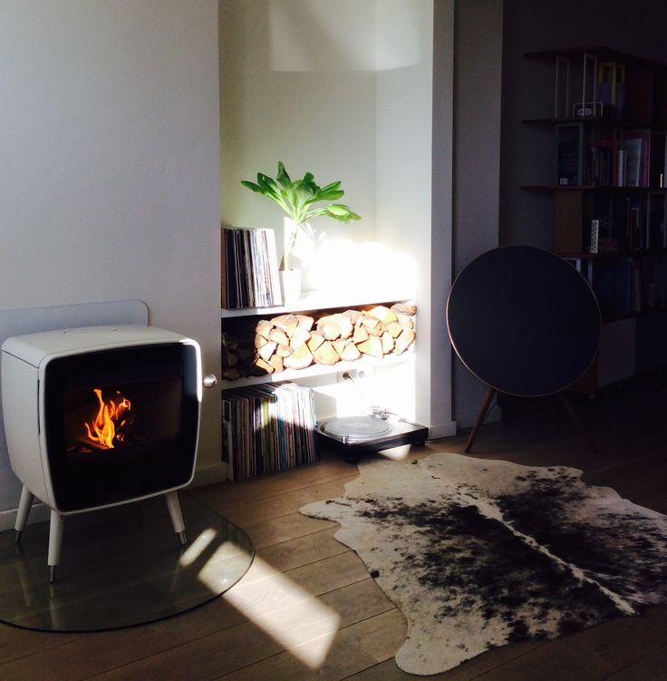 Dovré Vintage Fireplace. dovre vintage