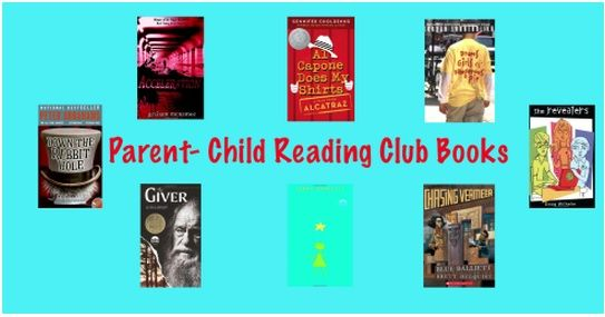 Middle School Student-Parent Book Club - A Recipe for Success by Ann Hagedorn