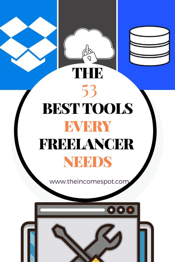 The 53 Best Solopreneur Tools The Income Spot Freelance Tools Writing Jobs Freelance Writing